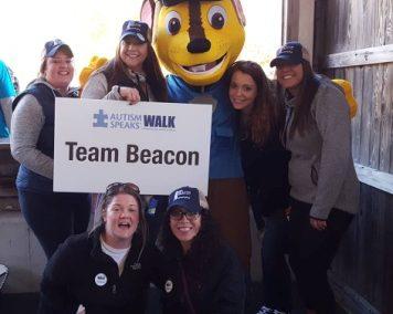Team Beacon - Autism Speaks Walk